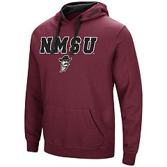 Men's New Mexico State Aggies Pullover Fleece Hoodie
