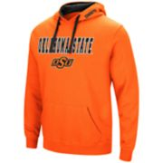 Men's Oklahoma State Cowboys Pullover Fleece Hoodie