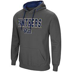 Men's Pitt Panthers Pullover Fleece Hoodie