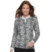 Women's Croft & Barrow Classic Cardigan Sweater