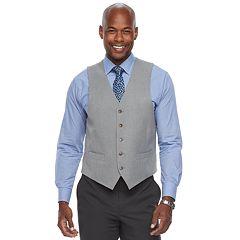 Men's Chaps Classic-Fit 4-Way Stretch Suit Vest
