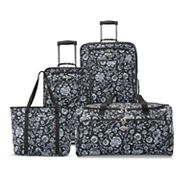 American Tourister Solana 4-Piece Spinner Luggage Set