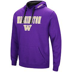Men's Washington Huskies Pullover Fleece Hoodie