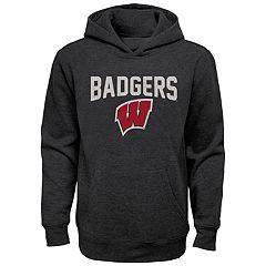 Boys 8-20 Wisconsin Badgers Prestige Hoodie