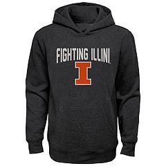 Boys 8-20 Illinois Fighting Illini Prestige Hoodie