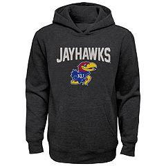 Boys 4-18 Kansas Jayhawks Prestige Hoodie