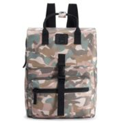 T-Shirt & Jeans Camouflage Large Square Backpack