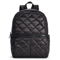 T-Shirt & Jeans Quilted Large Dome Backpack
