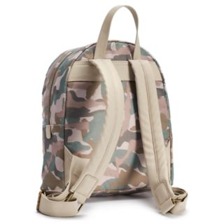 T-Shirt & Jeans Camouflage Backpack