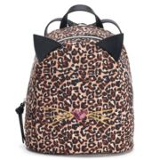 T-Shirt & Jeans Cheetah Mini Backpack