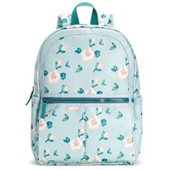 T-Shirt & Jeans Floral Large Dome Backpack