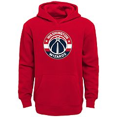 Boys 4-18 Washington Wizards Flux Pullover Hoodie