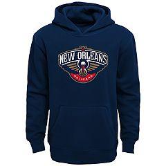 Boys 8-20 New Orleans Pelicans Flux Pullover Hoodie