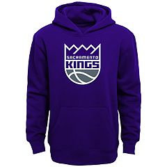 Boys 4-18 Sacramento Kings Flux Pullover Hoodie
