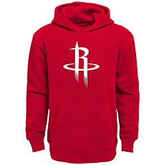 Boys 4-18 Houston Rockets Flux Pullover Hoodie