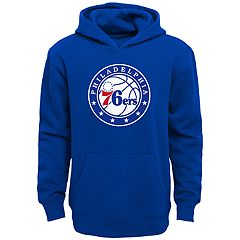 Boys 4-18 Philadelphia 76ers Flux Pullover Hoodie