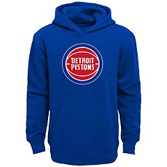Boys 8-20 Detroit Pistons Flux Pullover Hoodie