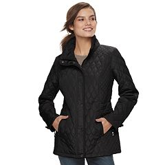Women's Sebby Collection Quilted Barn Jacket