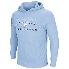 Men's North Carolina Tar Heels Thermal Hooded Tee