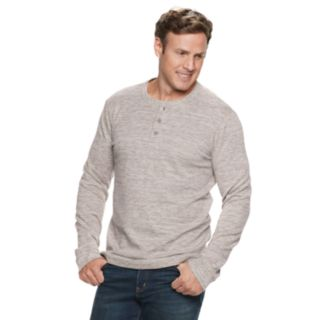 Big & Tall SONOMA Goods for Life? Supersoft Thermal Henley