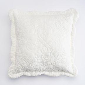 Croft & Barrow Solid Throw Pillow