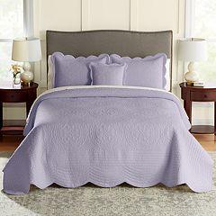Croft & Barrow® Solid Bedspread or Sham