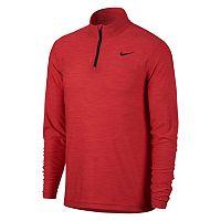 Men's Nike Breathe Quarter-Zip Top