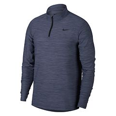 Men's Nike Breathe Quarter-Zip Top