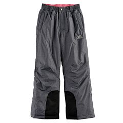 Girls 7-16 ZeroXposur Heather Heavyweight Snow Pants