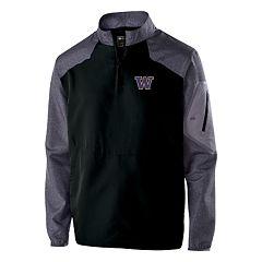 Men's Washington Huskies Raider Pullover Jacket