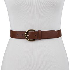 Women's & Plus Size Chaps Cut-Edge Bridle Jean Belt