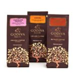 Godiva  Ground Coffee 3-Piece Variety Set