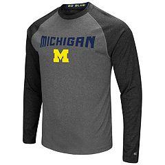 Men's Michigan Wolverines Ultra Tee