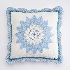 Croft & Barrow® Elizabeth Embroidered Throw Pillow