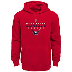Boys 4-18 Washington Capitals Promo Hoodie