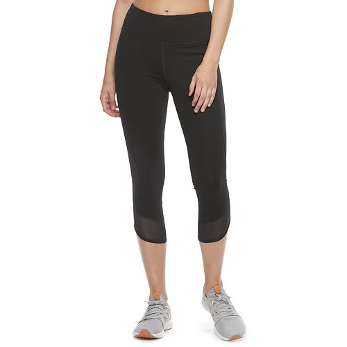 3f8679c67b4f1 Women s Tek Gear® Shaping Mid-Rise Capri Leggings