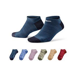 Women's Nike 6-Pack No-Show Performance Socks