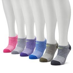 Women's Nike 6-Pack No-Show Performance Socks