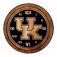Kentucky Wildcats Round Wall Clock