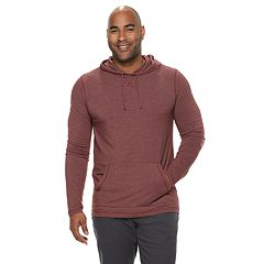 Big & Tall SONOMA Goods for Life™ Supersoft Modern-Fit Hoodie Tee