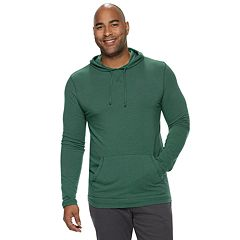 Big & Tall SONOMA Goods for Life™ Supersoft Slim-Fit Hoodie Tee
