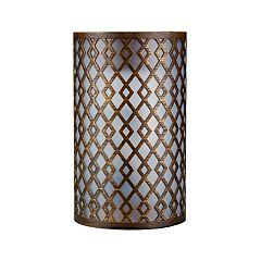 Serene House Gold Finish Wax Melt Warmer