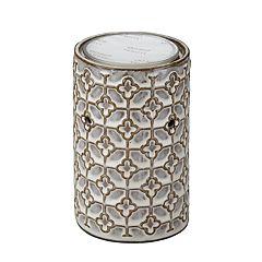 Serene House Quatrefoil Wax Melt Warmer