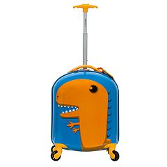 Rockland Jr. Dinosaur My First Luggage Hardside Carry-On Spinner Luggage