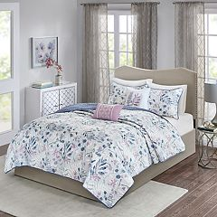 Madison Park Lyla 5-piece Quilt Set