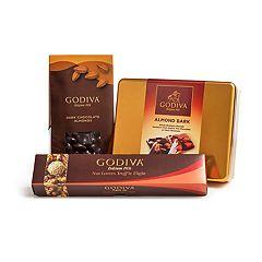 Godiva  Nutty Favorites Gift Set