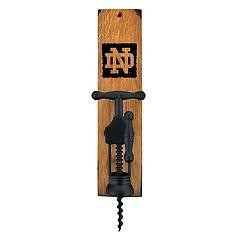 Notre Dame Fighting Irish Wall-Mounted Wine Bottle Opener