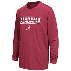 Boys 8-20 Alabama Crimson Tide Drone Tee