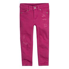 Toddler Girl Levi's® 710 Super Skinny Color Jeans