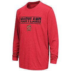 Boys 8-20 Maryland Terrapins Drone Tee